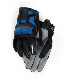 Мотоперчатки BMW Motorrad Rallye Glove, Unisex, Black/Blue