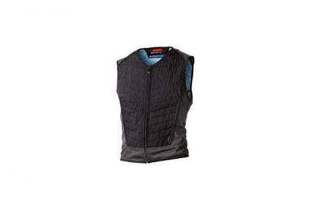 Функціональний жилет унісекс BMW Motorrad Vest, Cool Down, Dark Grey