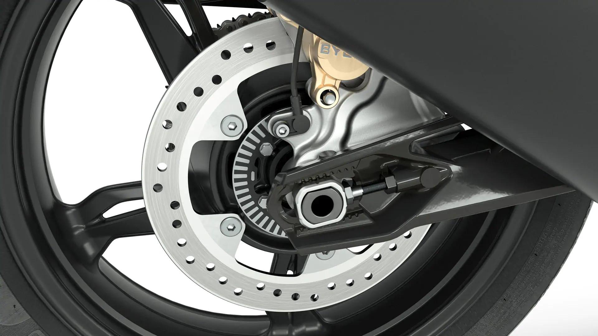 Черные колесные диски