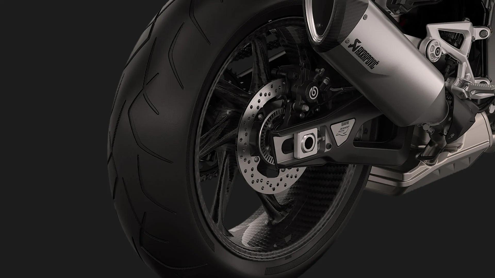 Карбоновые колеса M