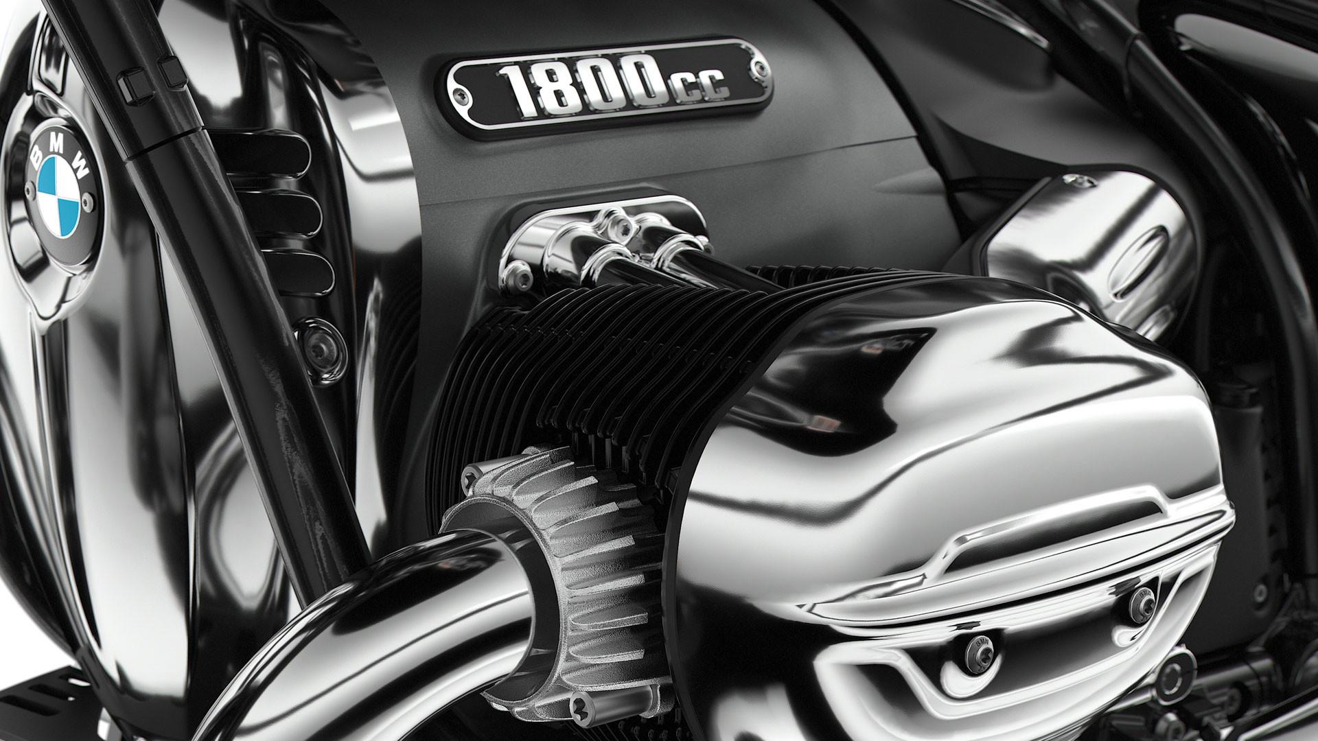 Оппозитный двигатель с штанговым приводом клапанов