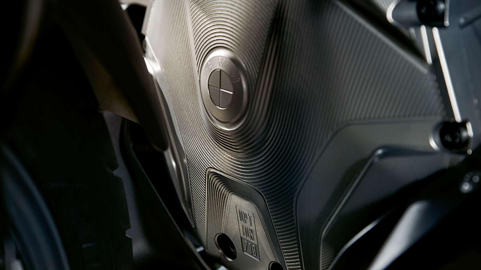 Опції BMW Motorrad Spezial.