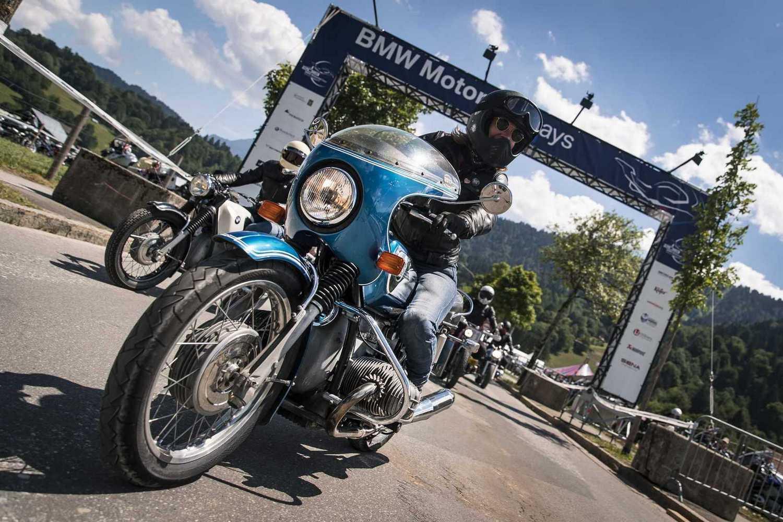 Самый крупный фестиваль BMW Motorrad переезжает в 2021 году в Берлин