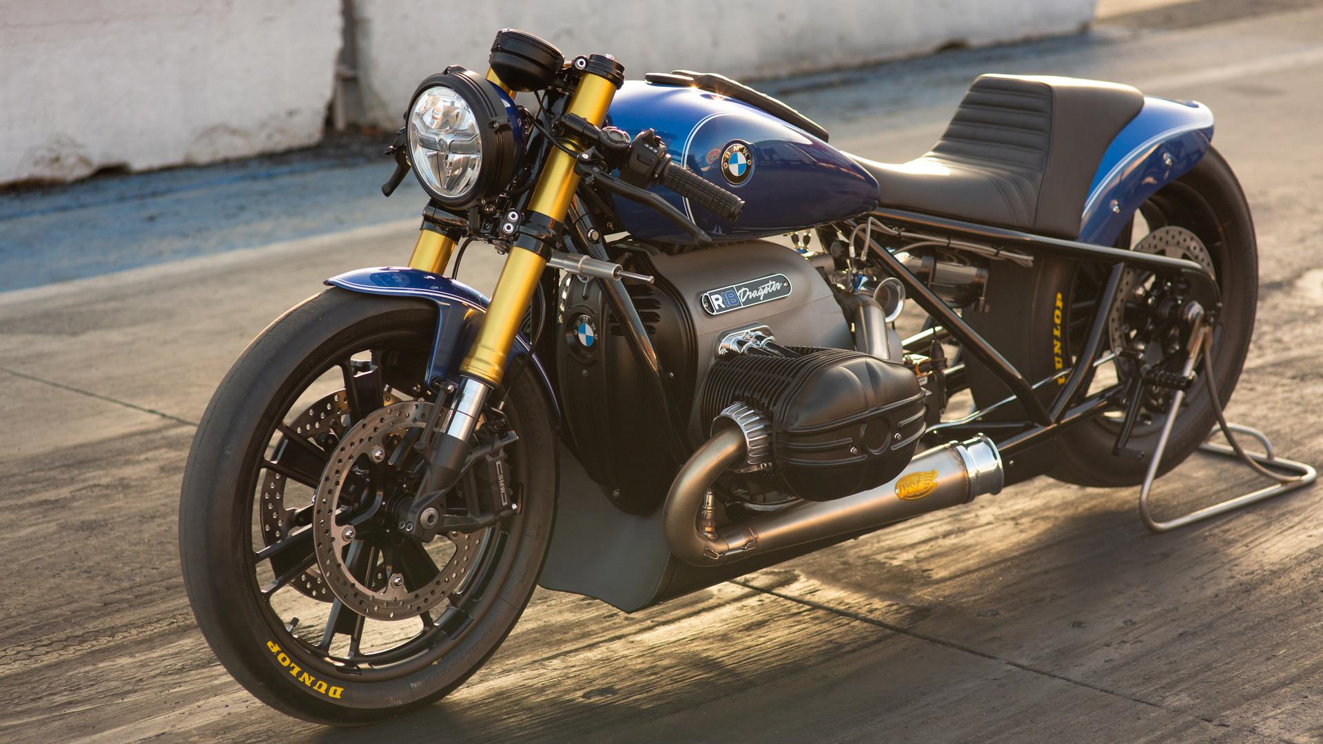 Новий R 18 Dragster від BMW Motorrad